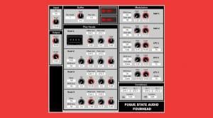 Fugue State Audio FourHead