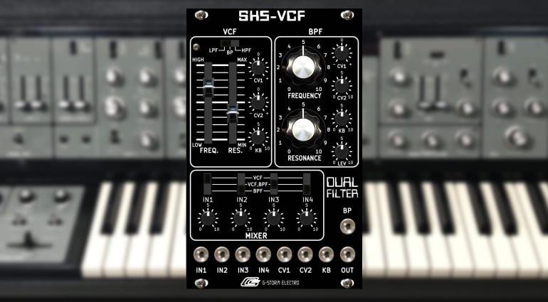 G-Storm SH5-VCF