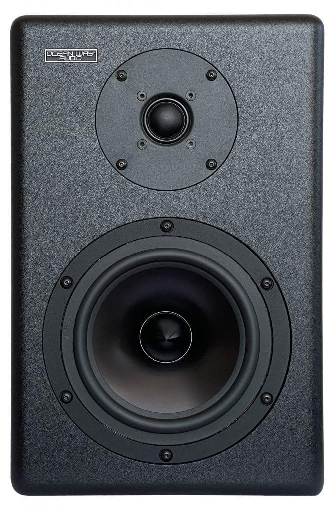 Ocean Way Audio Pro3 - rear