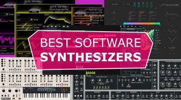 Best Software Synthesizers 2021 Top 5 Virtual Synths