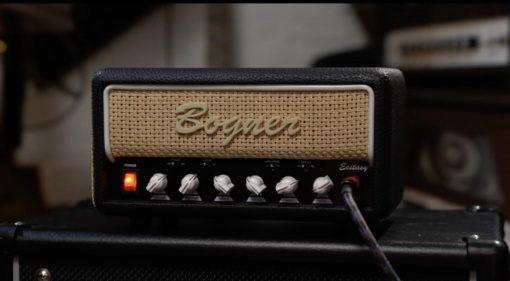 Bognor Ecstasy Mini amp head