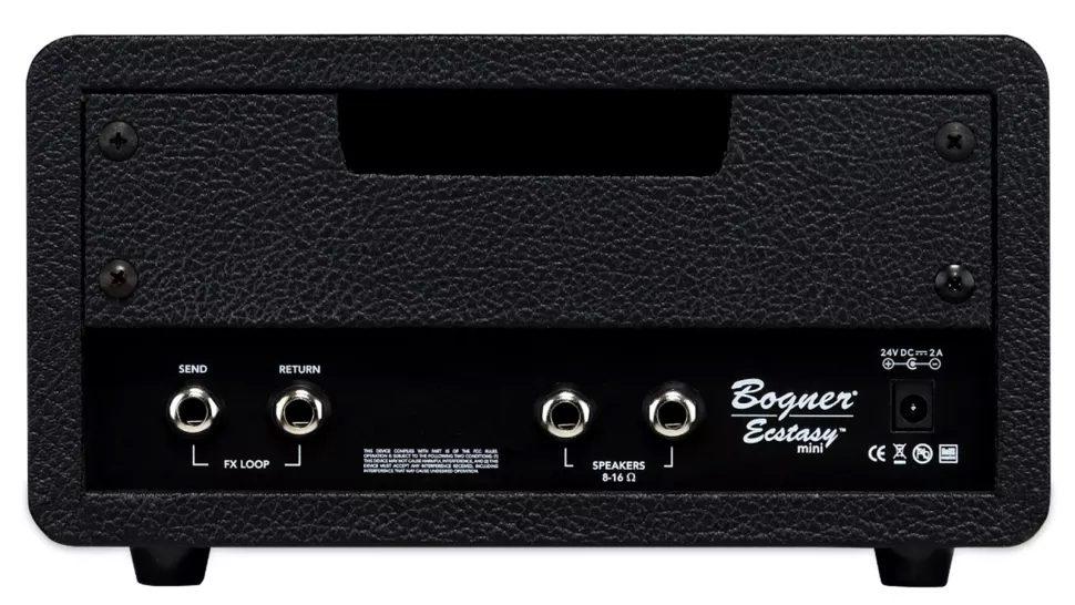 Bognor Ecstasy Mini rear panel