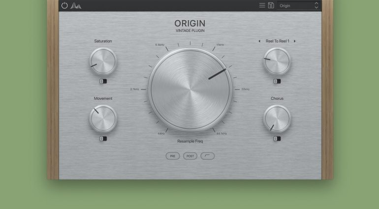 Cymatics Origin free plug-in