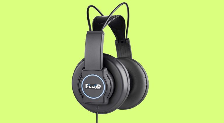 Fluid Audio Focus headphones