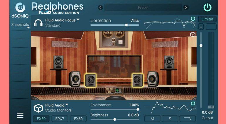 Fluid Audio Focus software
