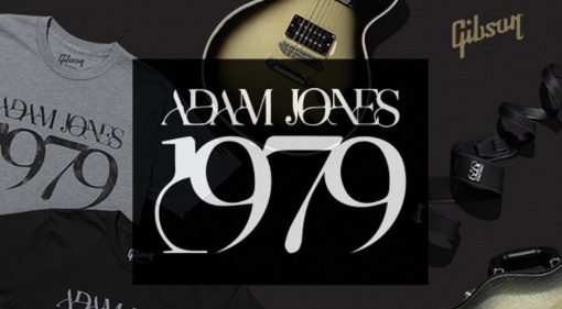 Gibson Adam Jones 1979 Collection
