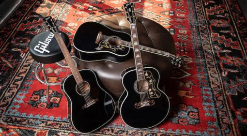 Gibson Exclusives Collection Ebony