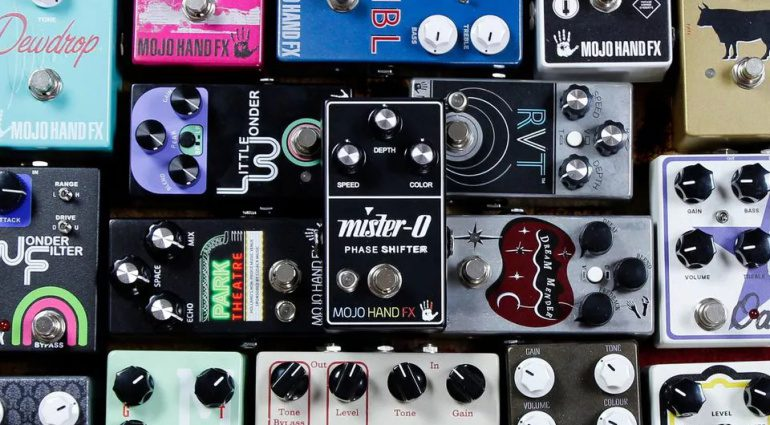 Gibson serves Mojo Hand FX with cease and desist