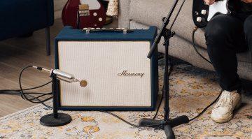 Harmony Series 6 amps