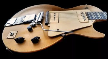 Les Paul's first-ever Gibson 1952 Les Paul