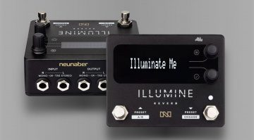 Neunaber Audio Illumine: the ultimate reverb pedal?