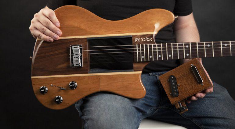 Reddick Guitars Voyager Modular Guitar