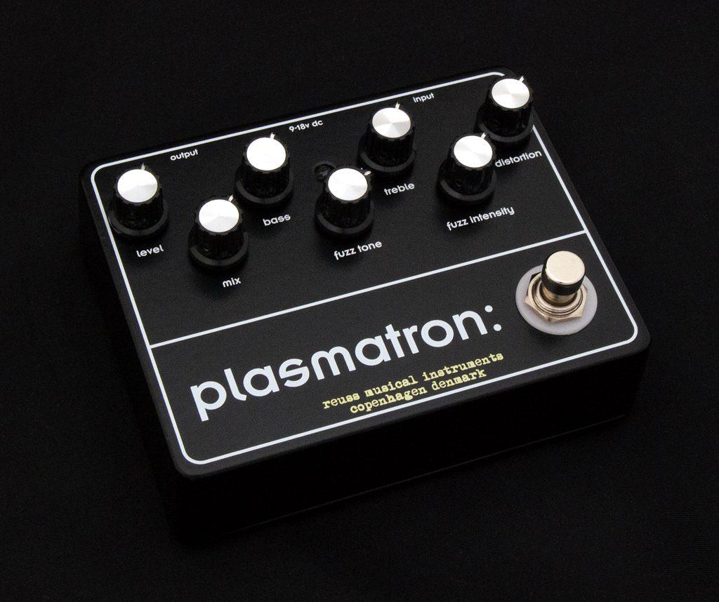 Reuss Plasmatron Stuart Braithwaite signature pedal