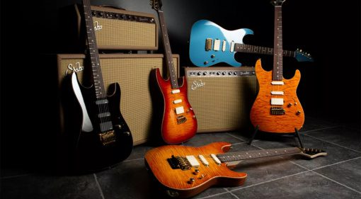 Suhr limited-edition Standard Legacy