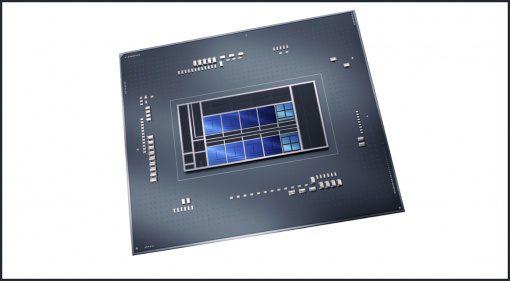 Intel's new Alder Lake CPU with Hybrid architecture.
