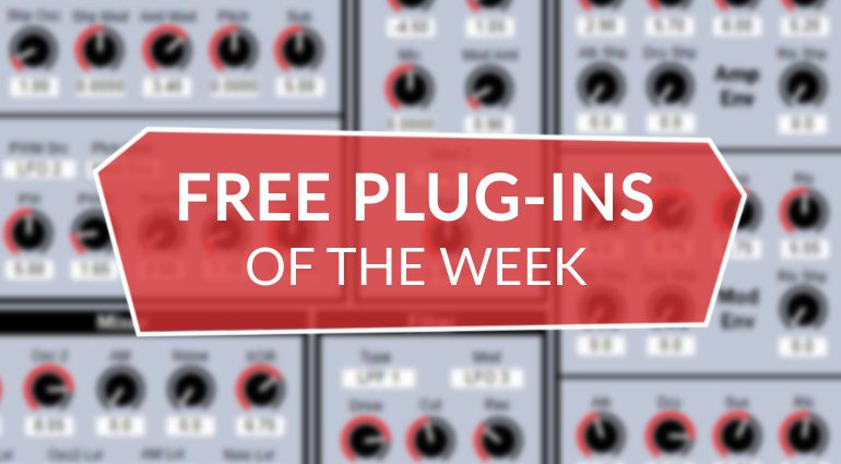 Best free plug-ins this week: Shapeulator, GlowComp and Plastic Funeral