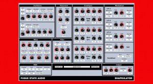 Fugue State Audio Shapeulator