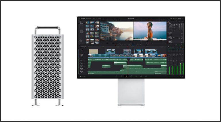 New Mac Pro GPU configurations available.