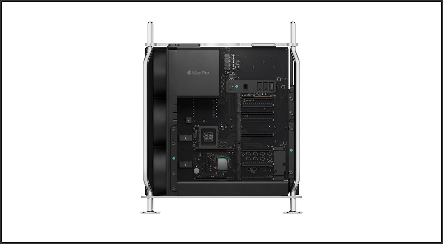 Apple's new Mac Pro GPUs are now available.