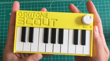 Oskitone Scout Synth