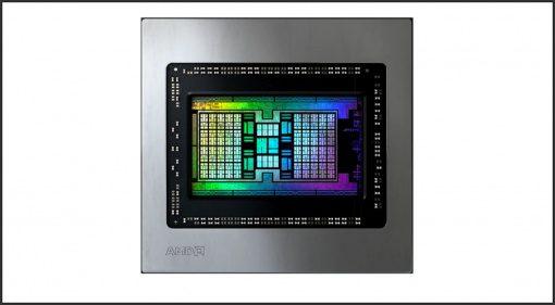 The AMD Radeon W6000X series.