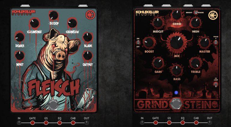 Audiority Klirrton Grindstein- Chainsaw massacre for death metal fans