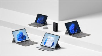 New devices and accessories from the Microsoft Surface Event