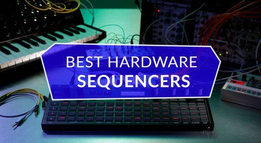 Best Hardware Sequencers Korg Arturia Erica