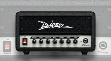 Diezel VH Micro Amp Head now officially released