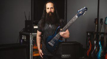 Ernie Ball Music Man John Petrucci Majesty 8-String