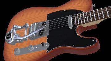 Fender Mod Shop goes 3D,