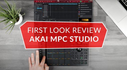 First Look Review AKAI MPC Studio