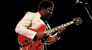 Gibson confirms new Epiphone B.B. King Lucille model