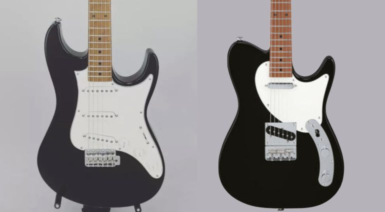Josh Smith teases new Strat-style Ibanez FlatV-1