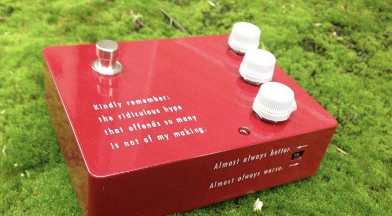 Klon KTR now uses differennt diodes