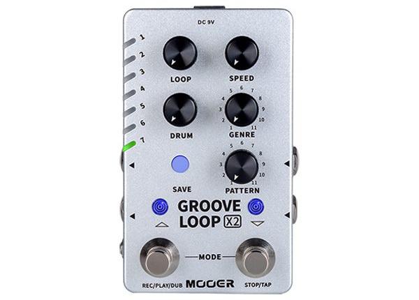 Mooer Groove Loop X2