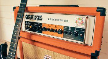 Orange Super Crush 100
