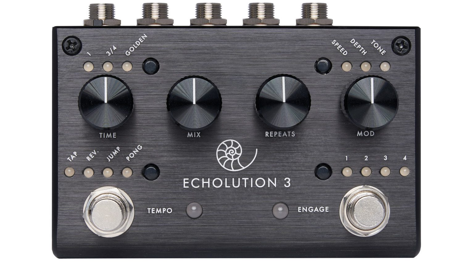 Pigtronix Echolution 3 Stereo Multi-Tap Delay could set new standards
