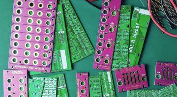 Schreibmaschine modules