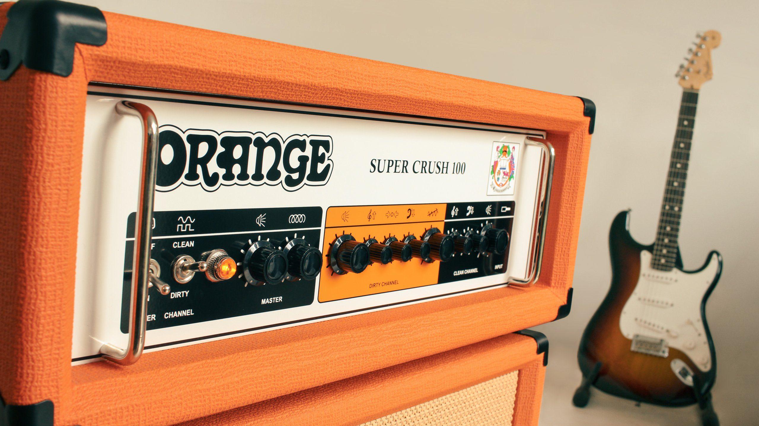 OrangeSuper Crush 100