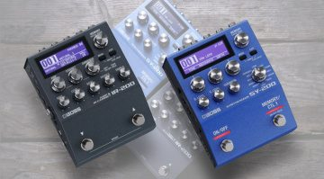The BOSS IR-200 and SY-200