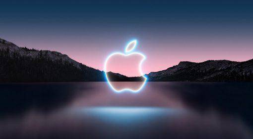 Apple's September 2021 event.