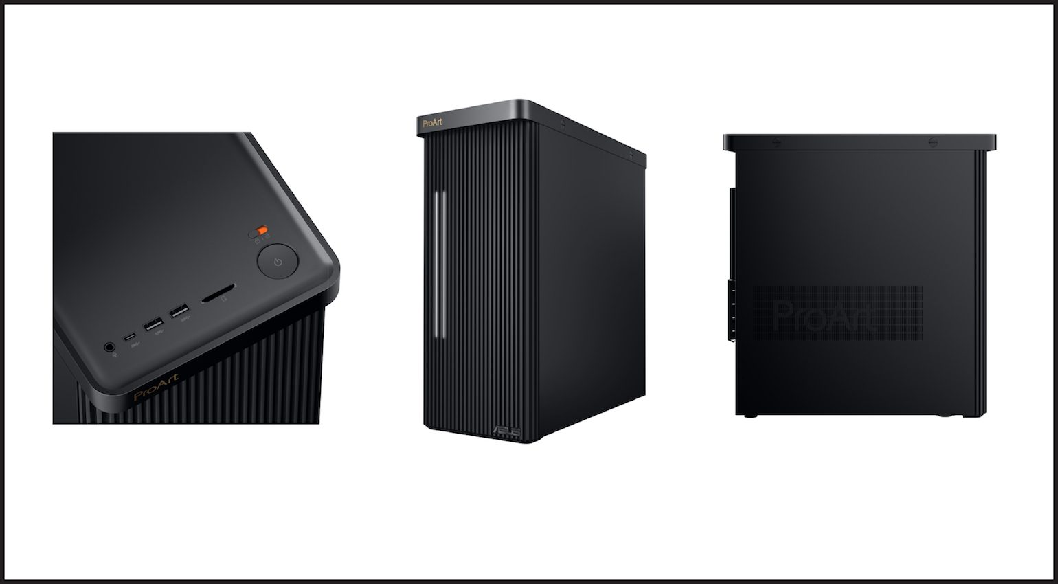 The ProArt Station PD5, a new desktop from ASUS