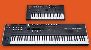 Hydrasynth Explorer and Deluxe