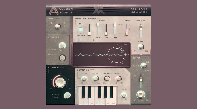 Auburn Sounds Graillon 2
