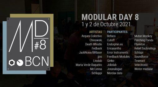 Modular Day #8