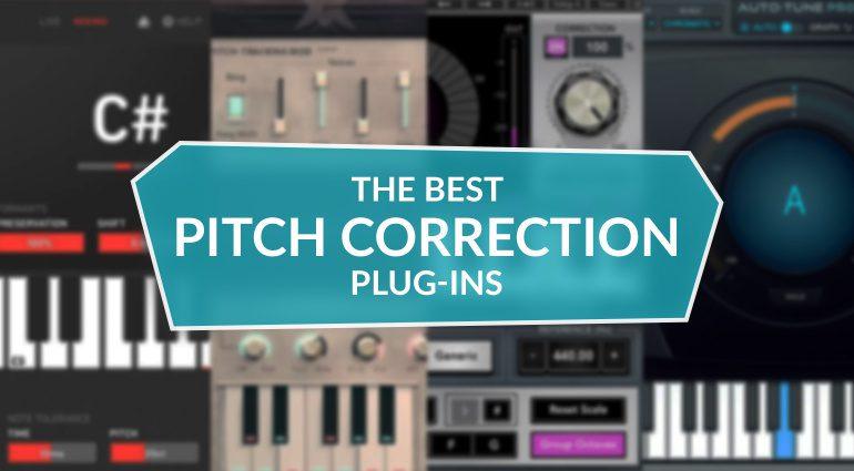 Best pitch correction plug-ins