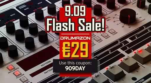 D16 Group Drumazon Flash Sale