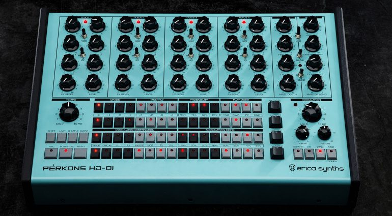 Erica Synths PERKONS