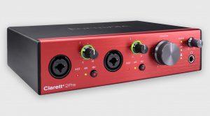 Clarett+ 2Pre